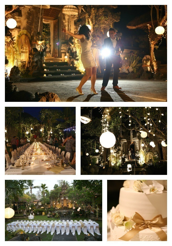 Modern and out-of-this-world destination wedding in Bali, Indonesia