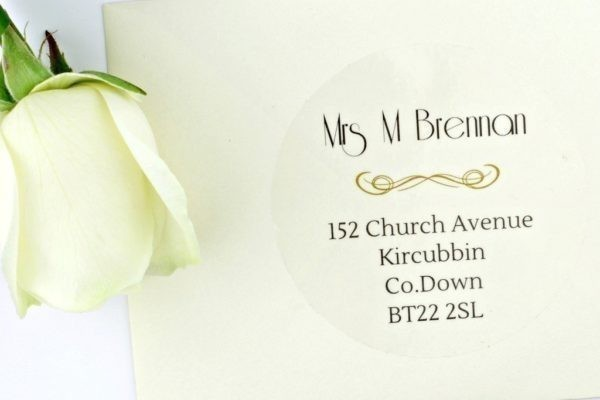 guest address labels
