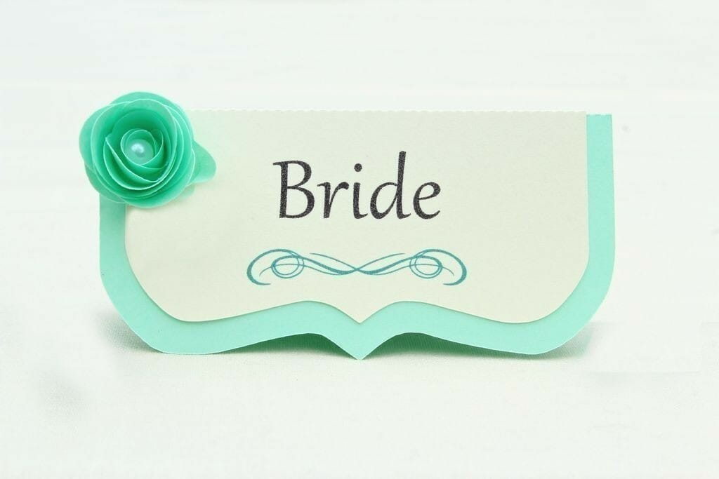 mint-flower-place-card