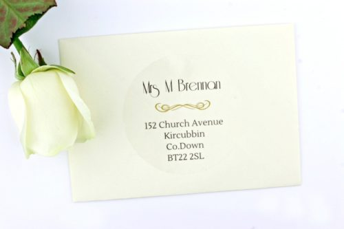 guest address labels for weddings love storey weddings