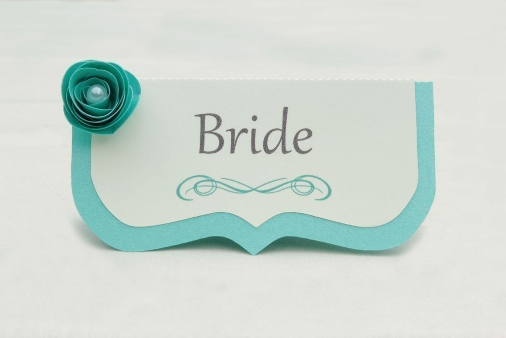 Boho Chic Wedding Place Cards